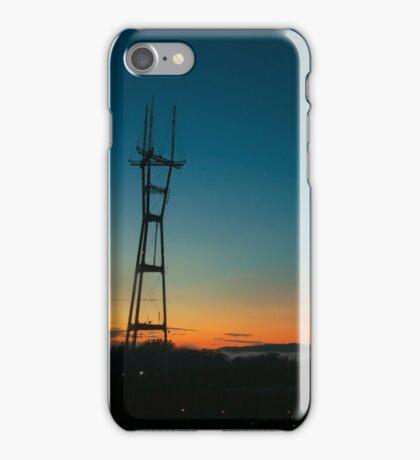 Sutro Sunset iPhone Case/Skin