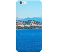 Last Sail of the Season, Dayton Bay iPhone Case/Skin