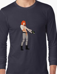 The Fifth Element LeeLoo Long Sleeve T-Shirt