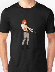 The Fifth Element LeeLoo Unisex T-Shirt