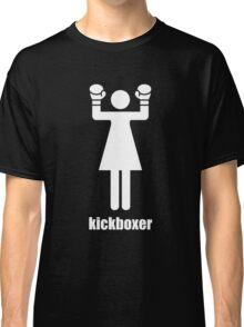 I kick ass Classic T-Shirt