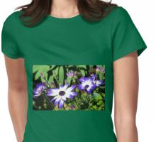 Senetti Planter (Cineraria) Womens Fitted T-Shirt