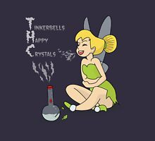 Tinkerbells Happy Crystals  Unisex T-Shirt