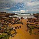Spoon Bay by John Morton
