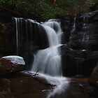Cedar Rock Creek Falls by DHParsons