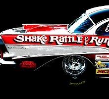 shake, rattle n run! by Stuart Baxter