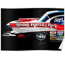 shake, rattle n run! Poster
