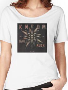KMFDM - HAU RUCK Women's Relaxed Fit T-Shirt