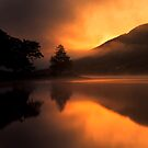 Loch Voil Sunrise by makatoosh