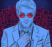 Matt Murdock by DoctorSnippet