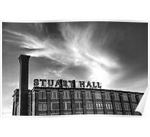 Stuart Hall - Downtown Kansas City Poster