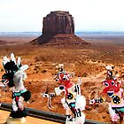 Kachinas Dance by the Mittens by SHickman