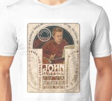 John Watson Art Nouveau Unisex T-Shirt