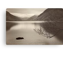 Wastwater and Great Gable Metal Print