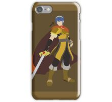 Marth (Gold) - Super Smash Bros. iPhone Case/Skin