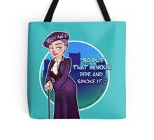 Violet Crawley, the Dowager Countess of Grantham Tote Bag