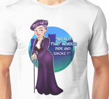 Violet Crawley, the Dowager Countess of Grantham Unisex T-Shirt