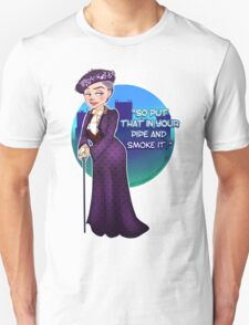 Violet Crawley, the Dowager Countess of Grantham T-Shirt