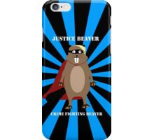 Justice Beaver iPhone Case/Skin