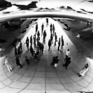 Cloud Gate (2) by Philip Cozzolino