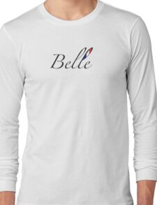 Bellissimo – French for Beautiful  Long Sleeve T-Shirt