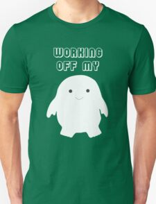 Doctor Who Working Off My Adipose  Unisex T-Shirt