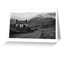 Ruined Cottage Greeting Card