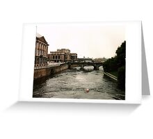 Stockholm, Sweden Greeting Card