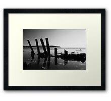 Harbour View Framed Print