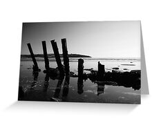Harbour View Greeting Card