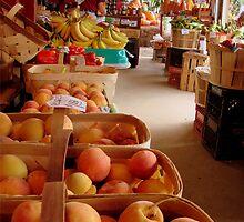 Fresh Georgia Peaches Aroma by Jean Gregory  Evans
