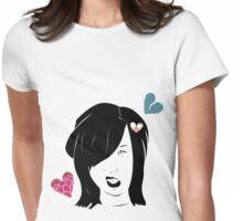 Heart Break Kid Womens Fitted T-Shirt