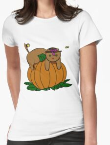 Clipart Kitten  Womens Fitted T-Shirt