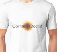 Copper Boom! Unisex T-Shirt