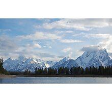 """Teton National Park I"" Photographic Print"