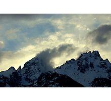 """Teton National Park III"" Photographic Print"