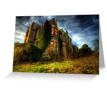 Nocton Hall Greeting Card