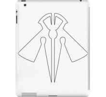 Rank-Up-Magic Raptor's Force White edition iPad Case/Skin