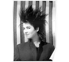 1984 - berlin: the punk girl Poster