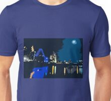 Austin's Most Iconic Skyline View! Unisex T-Shirt