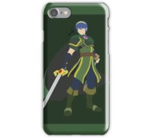 Marth (Green) - Super Smash Bros. iPhone Case/Skin