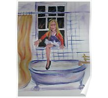 She came in through the bathroom...window...2 Poster