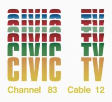 Civic TV Kids Clothes
