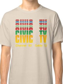 Civic TV Classic T-Shirt