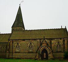 All Saints, Hawkhurst by Dave Godden