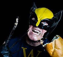 Baguette Wolverine by Randy Turnbow