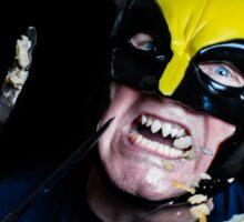 Baguette Wolverine Sticker