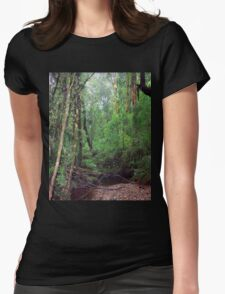 Naturally beautiful Womens Fitted T-Shirt