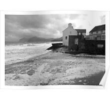 Morfa Nefyn Beach, Llyn Penninsula, North wales Poster