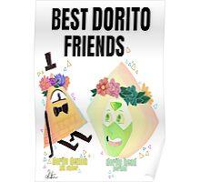 Dorito Friends Poster